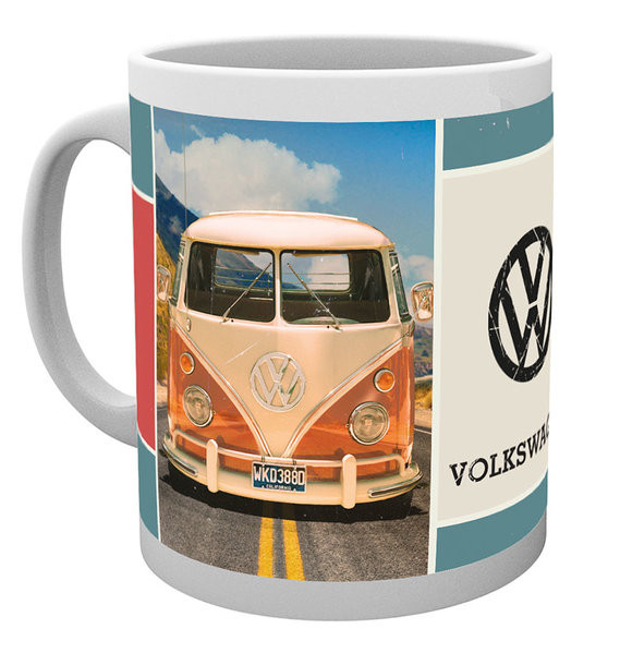 VW Volkswagen Beetle - Grid Šalice