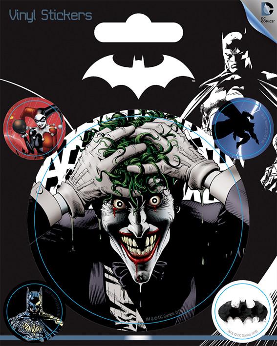 Samolepka  DC Comics - Batman