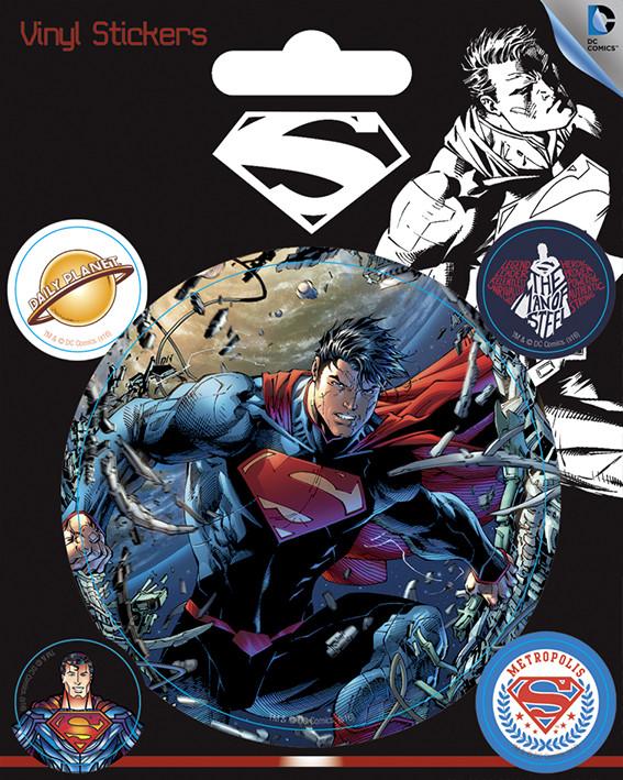 Samolepka  DC Comics - Superman