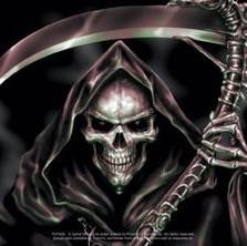 Samolepka SPIRAL - reapers curse