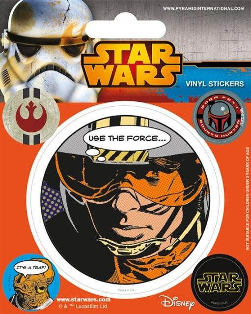 Samolepka Star Wars - Rebellion
