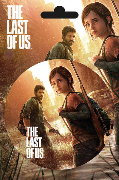 Samolepka The Last Of Us - Key Art