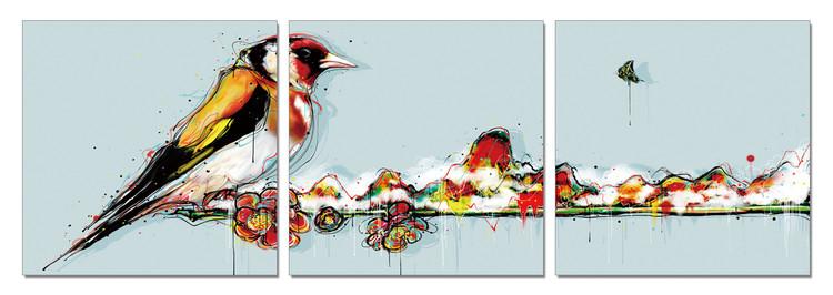 Bird Schilderij