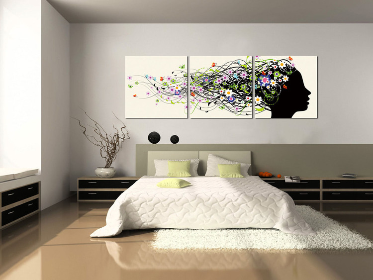 Modern Interieur Schilderij : Keeper jurjen ruben schilderijen