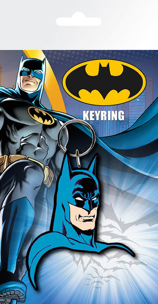 Schlüsselanhänger Batman Comic - Face