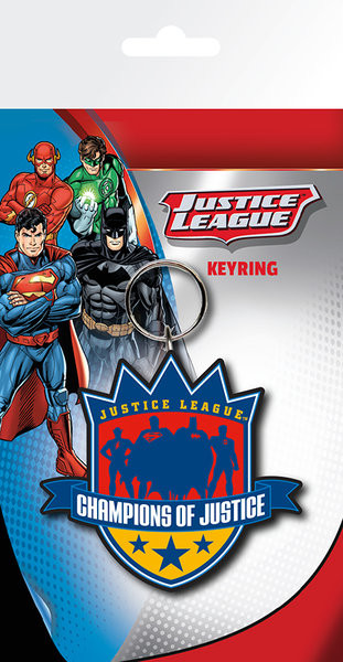 Schlüsselanhänger Dc Comics - Justice League Champions