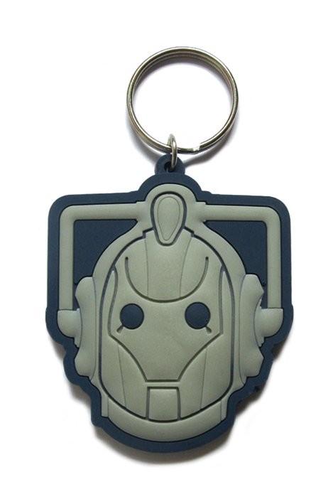 Schlüsselanhänger DOCTOR WHO - cyberman