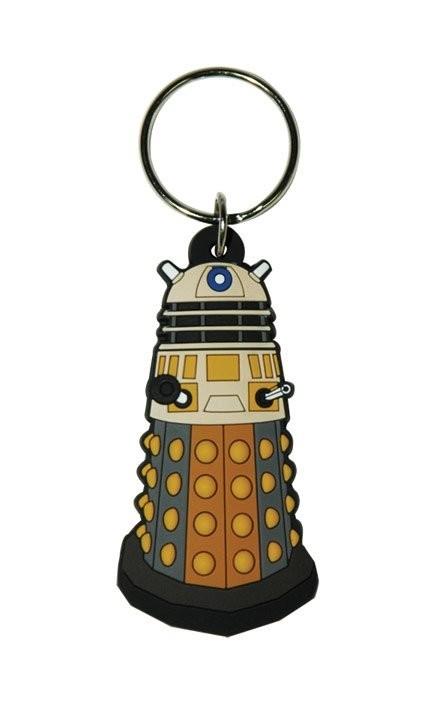 Schlüsselanhänger DOCTOR WHO - dalek front