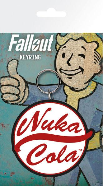 Schlüsselanhänger Fallout 4 - Nuka Cola