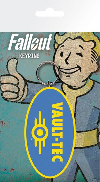 Schlüsselanhänger Fallout 4 - Vault Tec