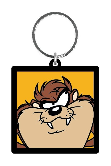 Schlüsselanhänger Looney Tunes - Taz