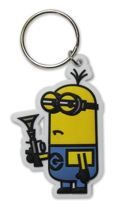 Schlüsselanhänger Minions (Despicable Me) - Armed Minion