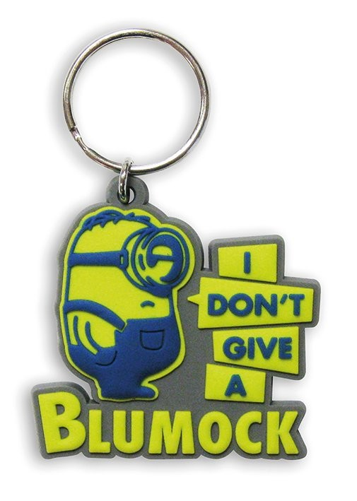 Schlüsselanhänger Minions (Despicable Me) - Blumock
