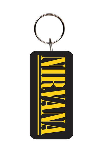 Schlüsselanhänger Nirvana - Logo