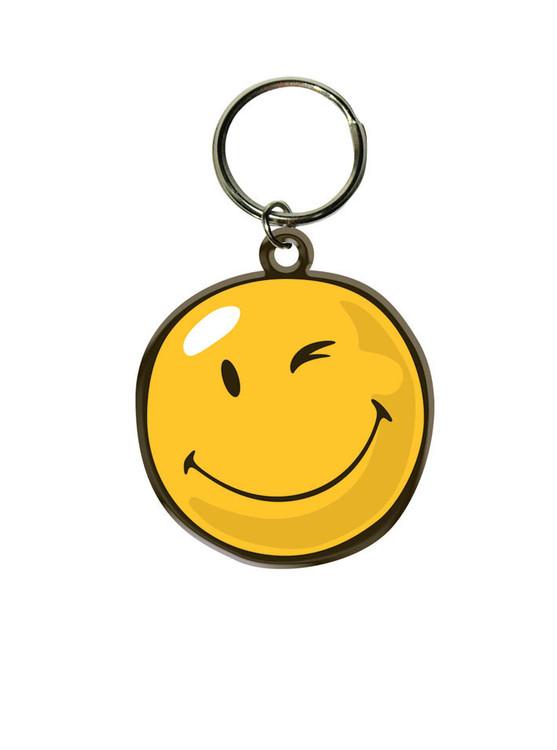 Schlüsselanhänger SMILEY WORLD - Wink