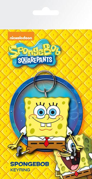 Schlüsselanhänger SpongeBob - Happy
