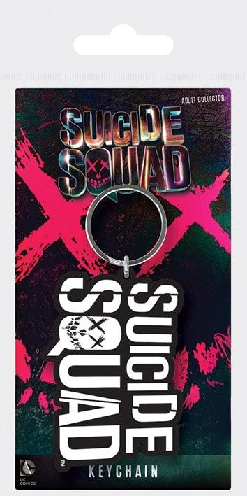 Schlüsselanhänger Suicide Squad - Logo
