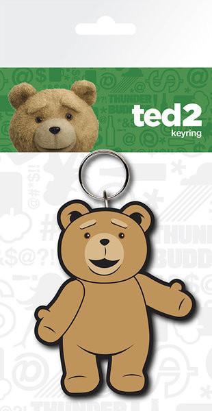 Schlüsselanhänger Ted 2 - Ted