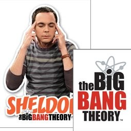 Schlüsselanhänger The Big Bang Theory - Sheldon