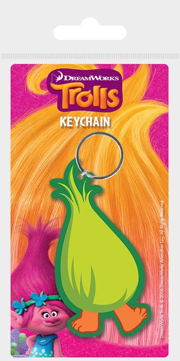 Schlüsselanhänger Trolls - Fuzzbert