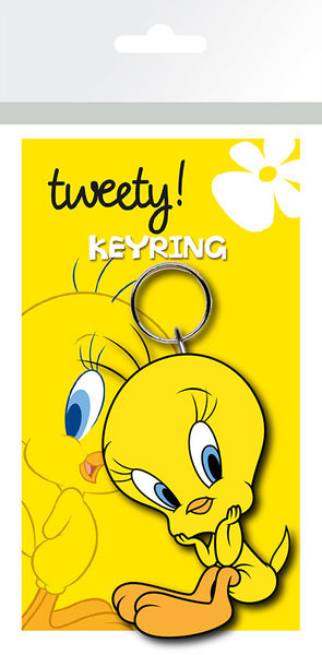 Schlüsselanhänger Tweety Pie - Tweety