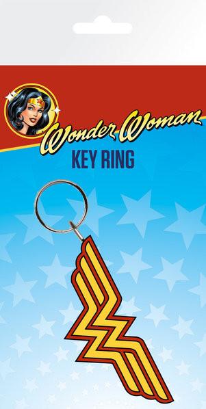 Schlüsselanhänger  Wonder Woman - Logo