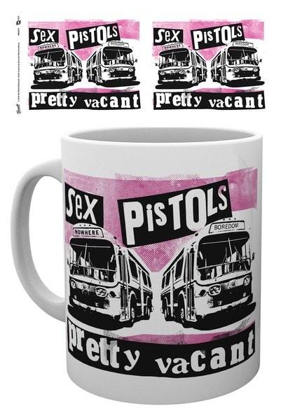 Hrnek Sex Pistols - Pretty Vancant
