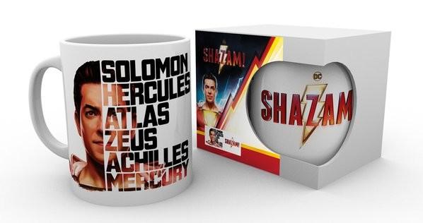 Tazza Shazam - Face