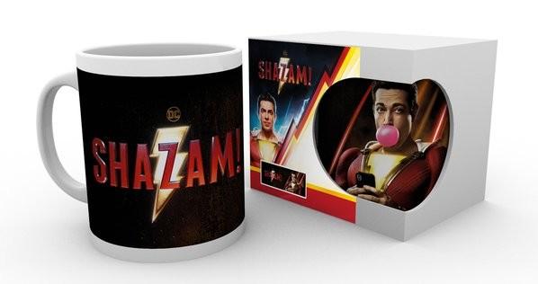Tazza Shazam - Key Art