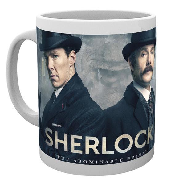 Hrnek Sherlock - Bride