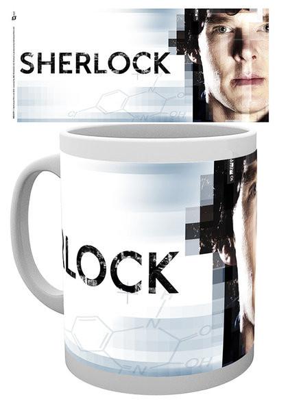 Cană Sherlock - Sherlock