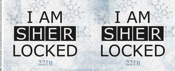 Cană Sherlock - Sherlocked