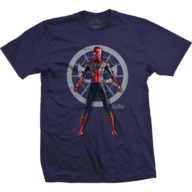Avengers - Infinity War Spider Man Character Skjorte