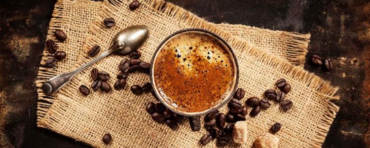 Skleněný Obraz  Hot Coffee