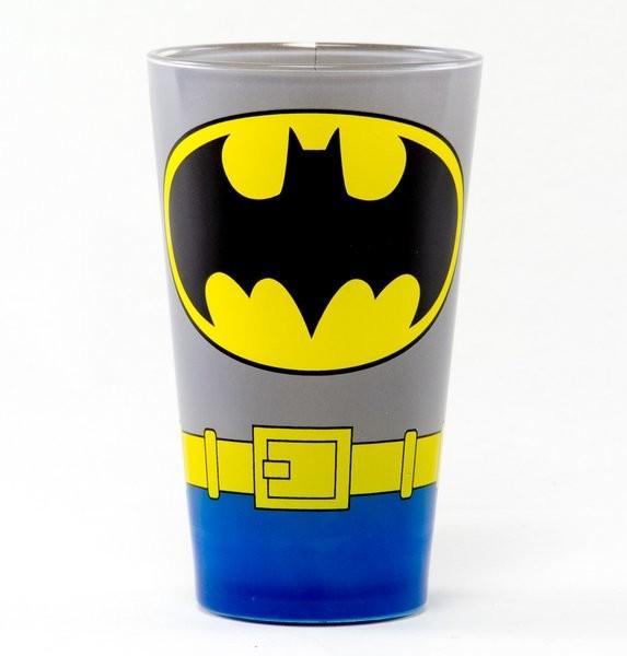 Sklenička Batman Comics - Costume Wrap