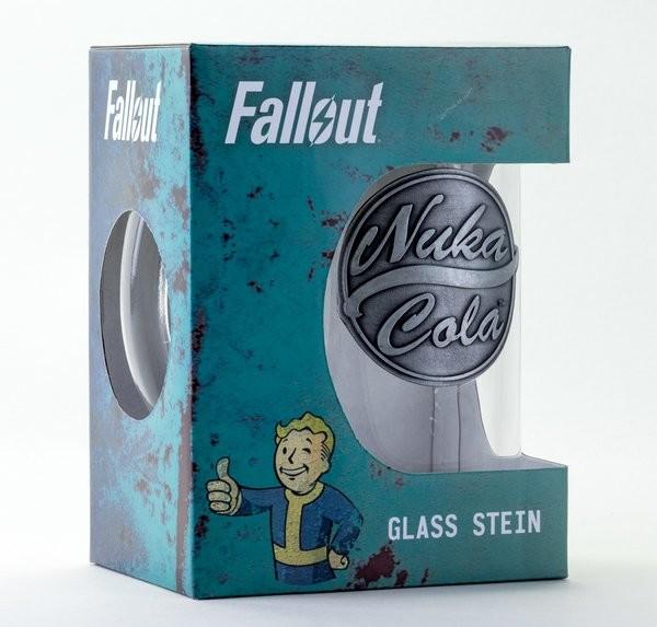 Sklenice  Fallout - Nuka Cola