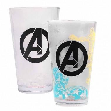 Sklenice  Marvel - Avengers