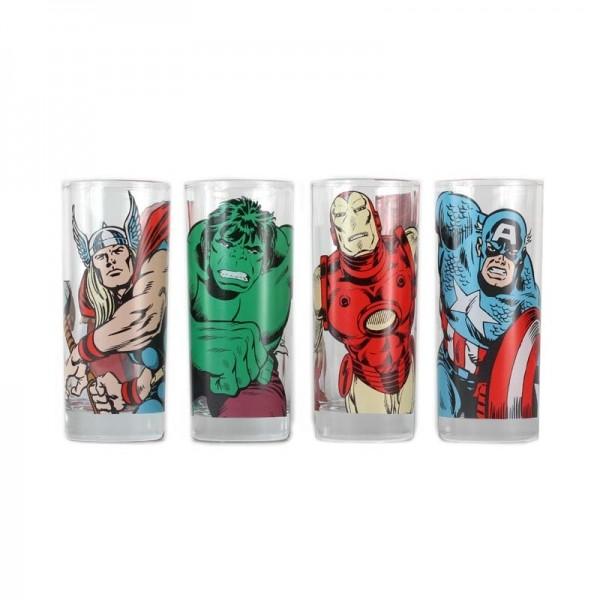 Sklenice  Marvel - Characters