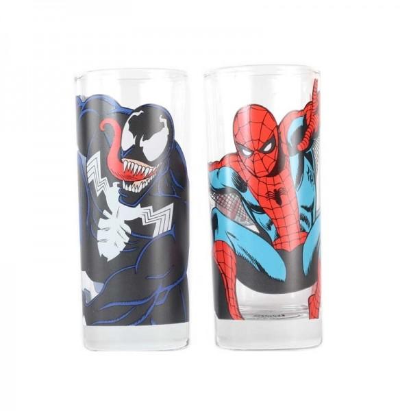 Sklenice Marvel - Spider-Man