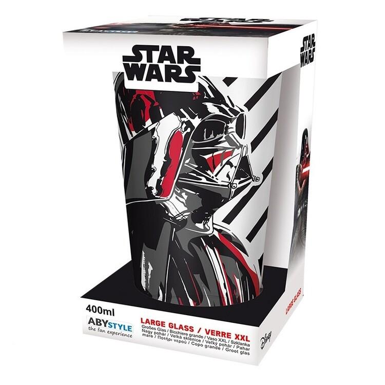 Sklenička Star Wars - Darth Vader