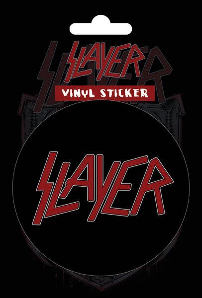 Slayer - Logo Autocolant