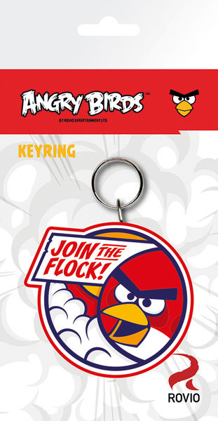 Angry Birds - Red Sleutelhangers