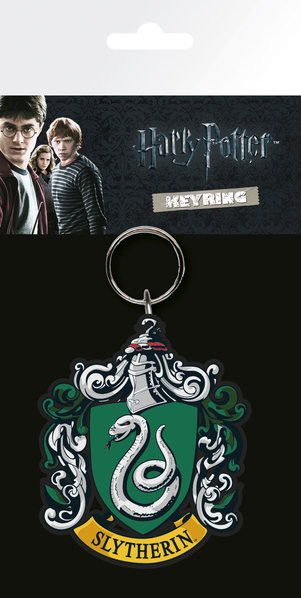 Harry Potter - Slytherin Sleutelhangers