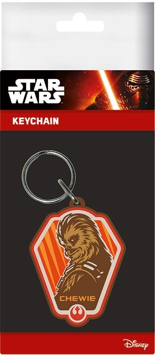 Star Wars Episode VII: The Force Awakens - Chewie Sleutelhangers