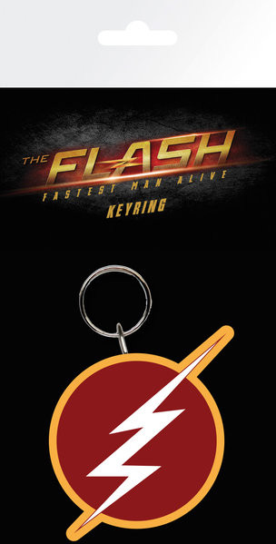 The Flash - Logo Sleutelhangers