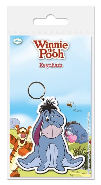 Winnie de Poeh - Eeyore Sleutelhangers