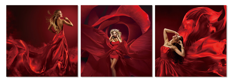 Red dance Slika