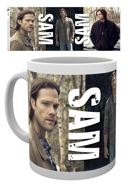 Taza Sobrenatural - Sam