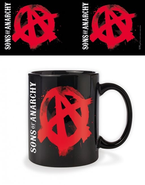 Hrnek Sons of Anarchy (Zákon gangu) - Anarchy