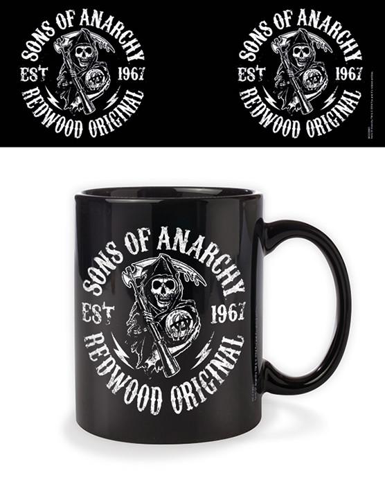 Hrnek Sons of Anarchy (Zákon gangu) - Redwood Original